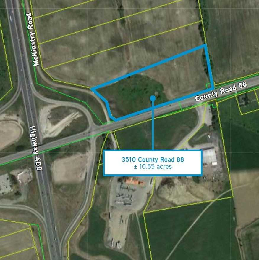 Land For Sale In Bradford West Gwillimbury , ,Land,For Sale,County Road 88