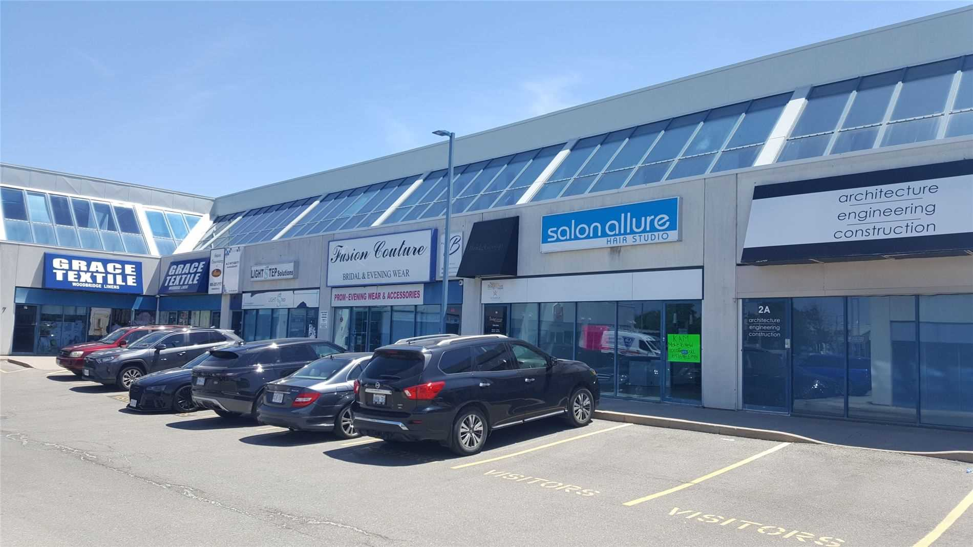 Commercial/retail For Lease In Vaughan , ,Commercial/retail,For Lease,4A,Roytec