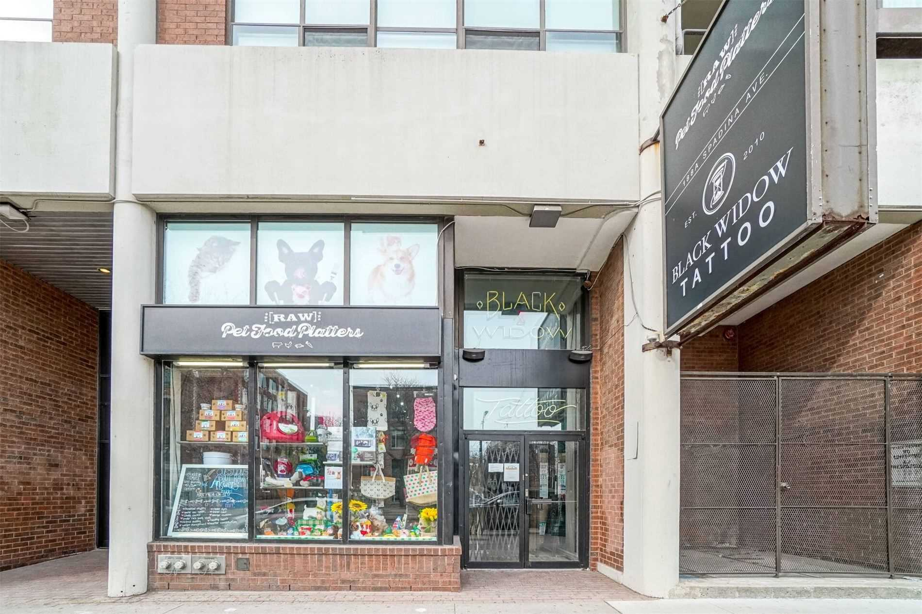 Commercial/retail For Sale In Toronto , ,2 BathroomsBathrooms,Commercial/retail,For Sale,Unit,Spadina