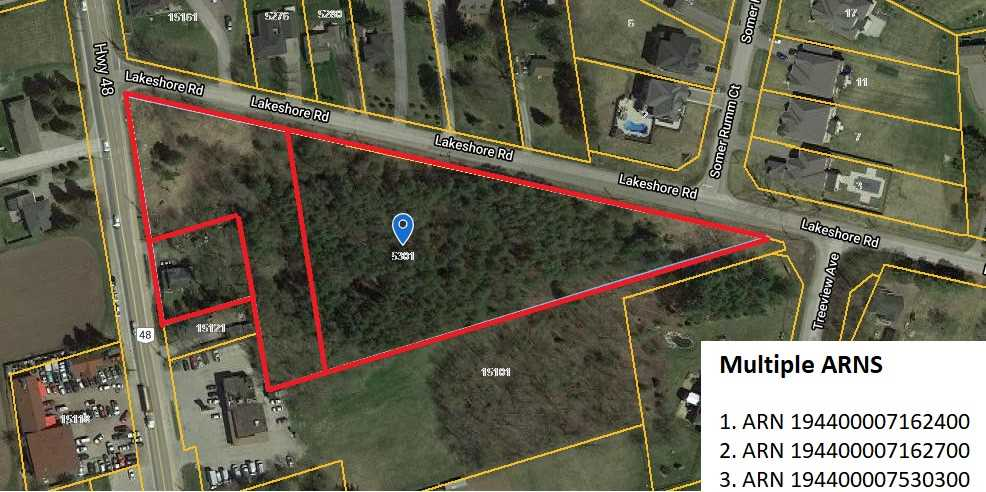 Land For Sale In Whitchurch-Stouffville , ,Land,For Sale,Lakeshore