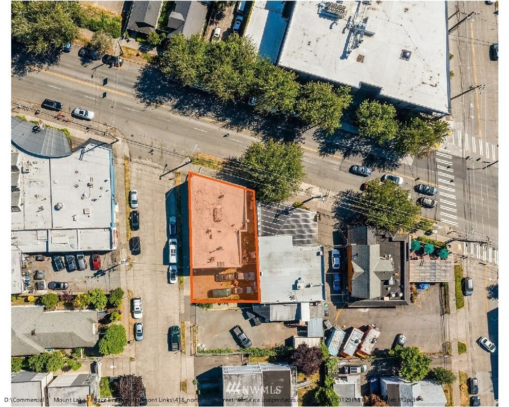 418 36th Street, Seattle, Washington 98103, ,Land,For Sale,36th,NWM1793693