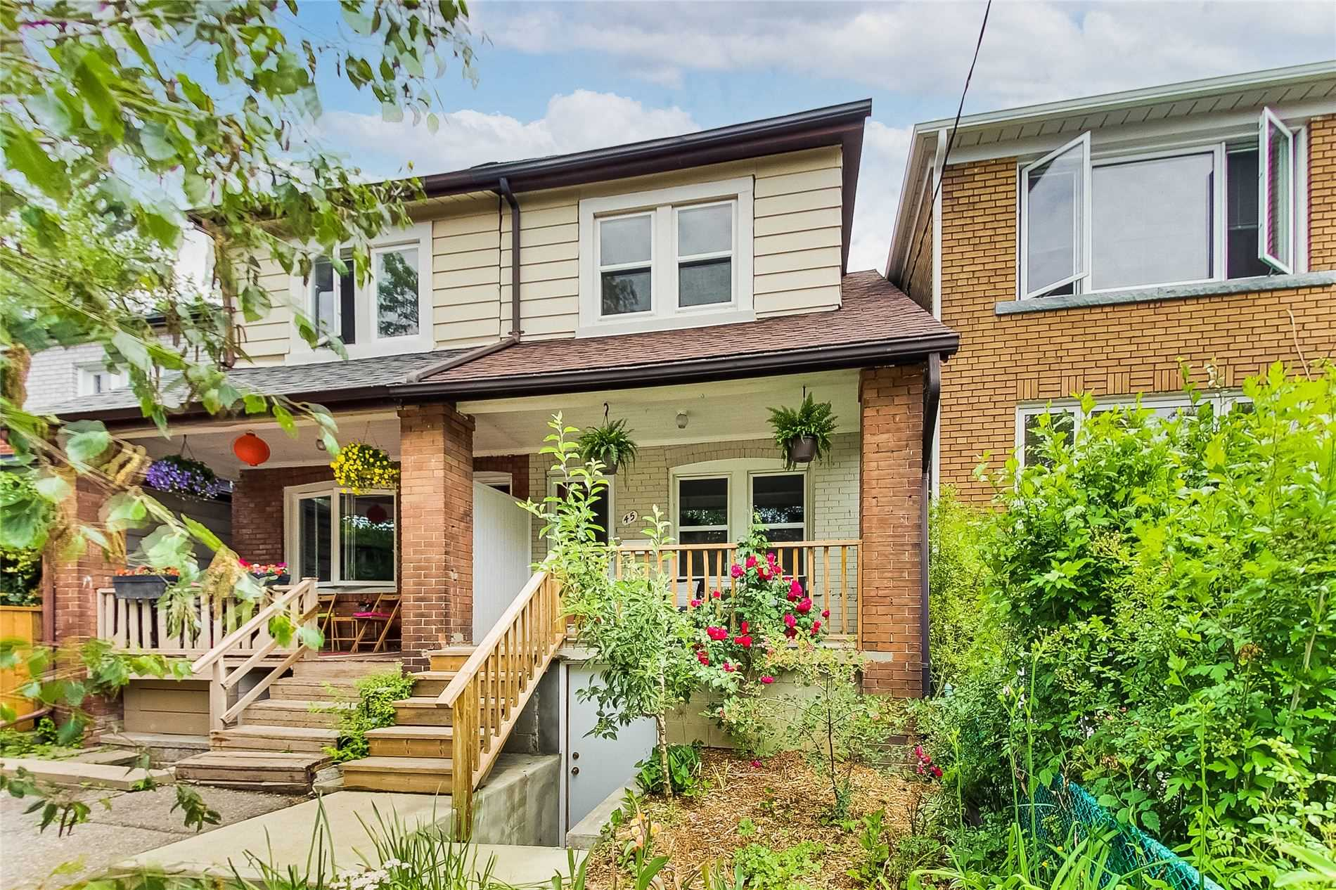 45 Kenwood Ave, Toronto, Ontario M6C2R8, 3 Bedrooms Bedrooms, 7 Rooms Rooms,2 BathroomsBathrooms,Semi-detached,For Sale,Kenwood,C5289863