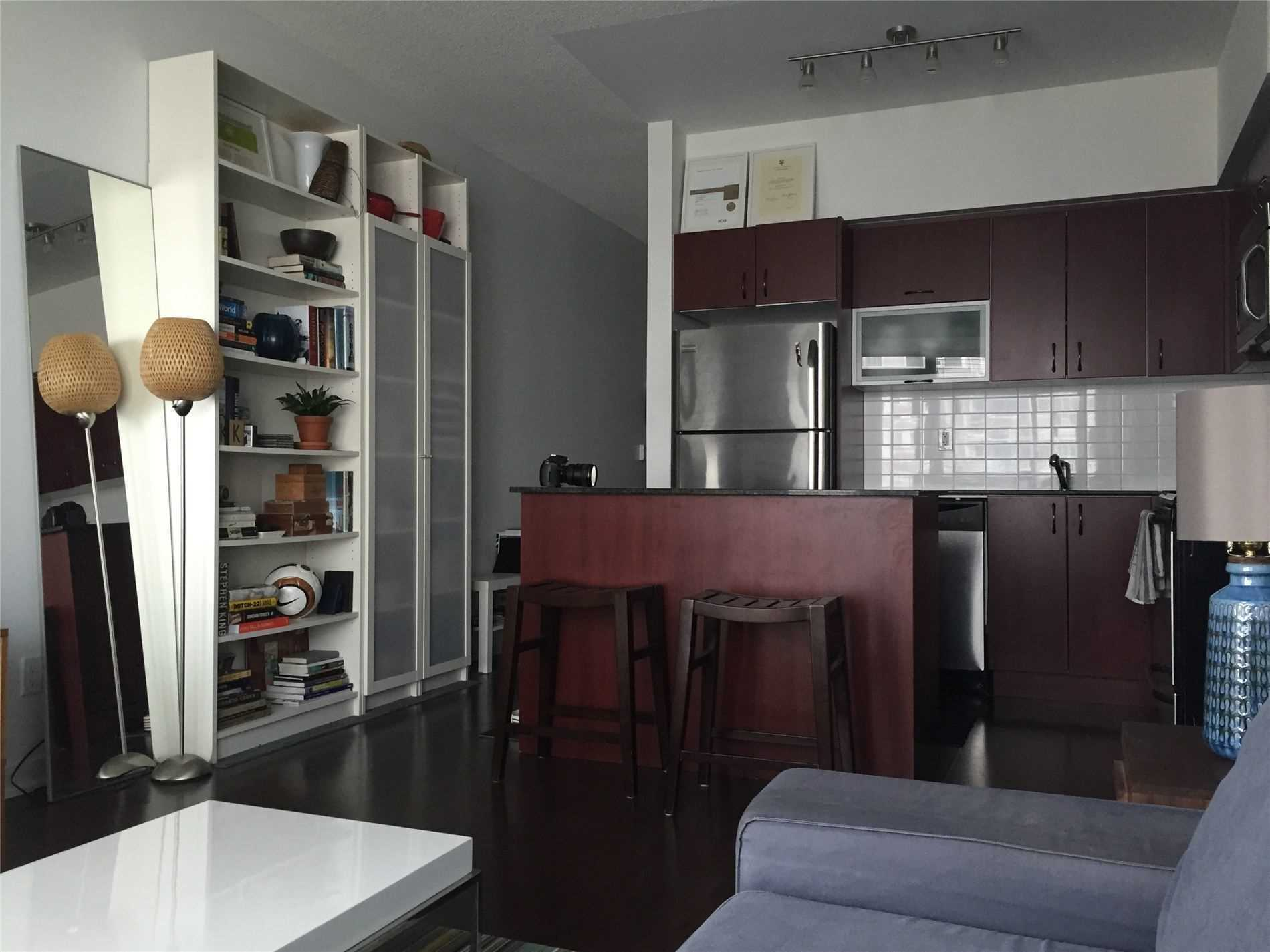 Condo Townhouse For Lease In Toronto , 1 Bedroom Bedrooms, ,1 BathroomBathrooms,Condo Townhouse,For Lease,1701,East Liberty