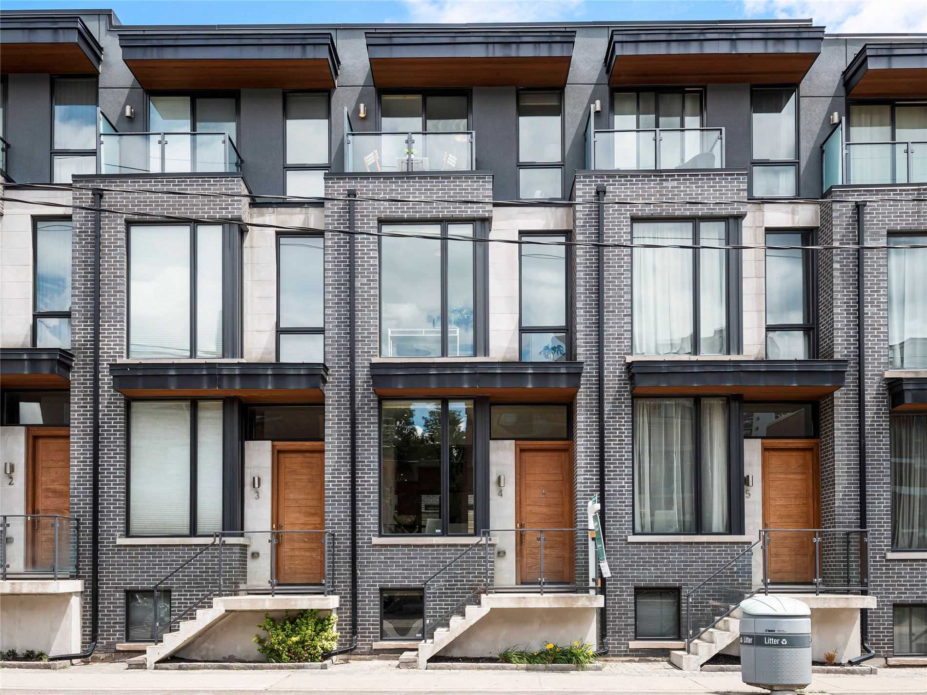 837 Broadview Ave, Toronto, Ontario M4K2P9, 3 Bedrooms Bedrooms, 6 Rooms Rooms,3 BathroomsBathrooms,Att/row/twnhouse,For Sale,Broadview,E5297313
