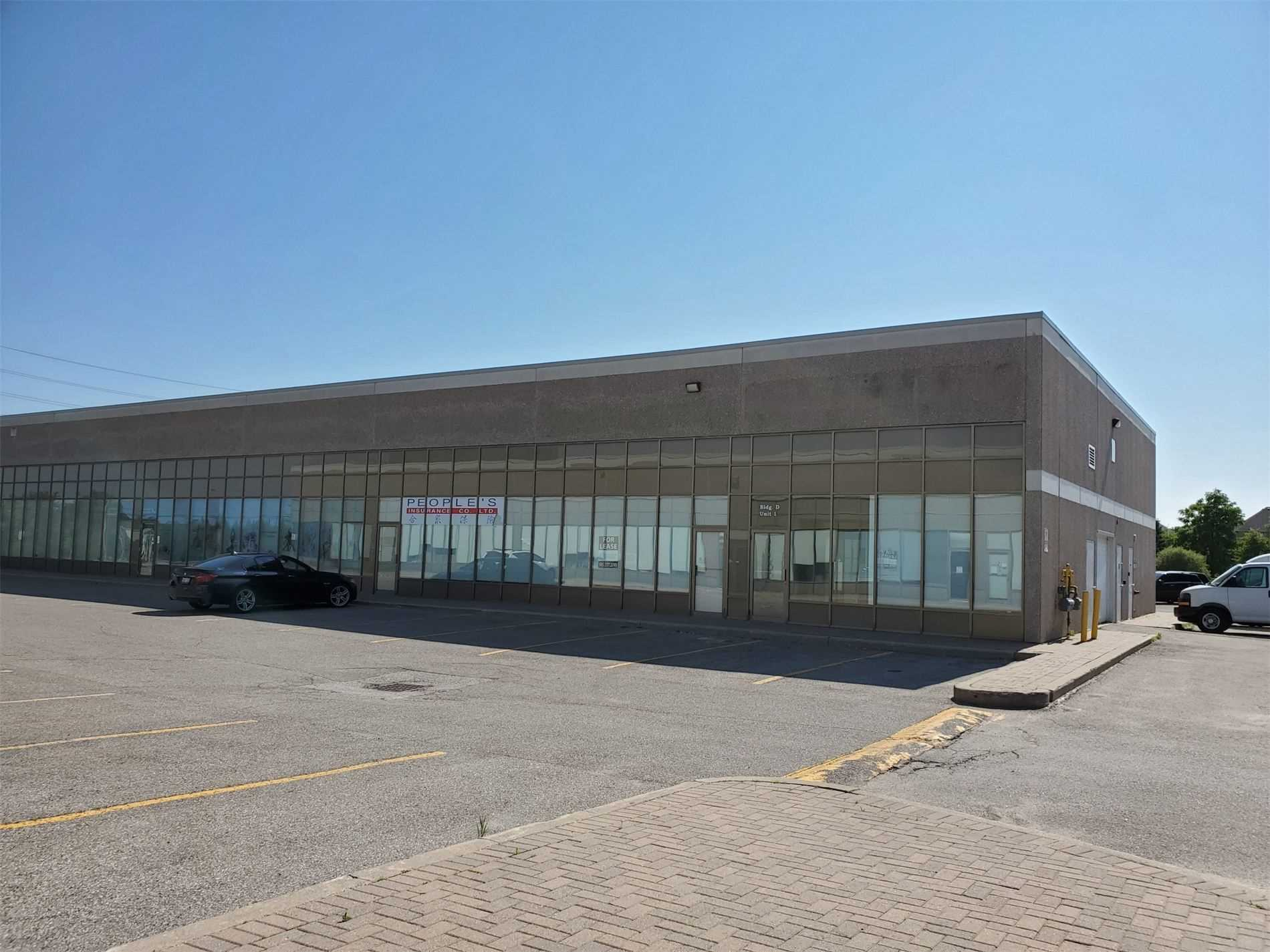 Commercial/retail For Lease In Richmond Hill , ,Commercial/retail,For Lease,B-D03,16th