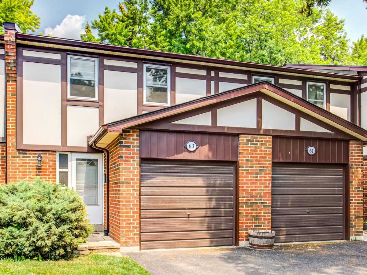 Condo Townhouse For Sale In Markham , 3 Bedrooms Bedrooms, ,2 BathroomsBathrooms,Condo Townhouse,For Sale,Bowman
