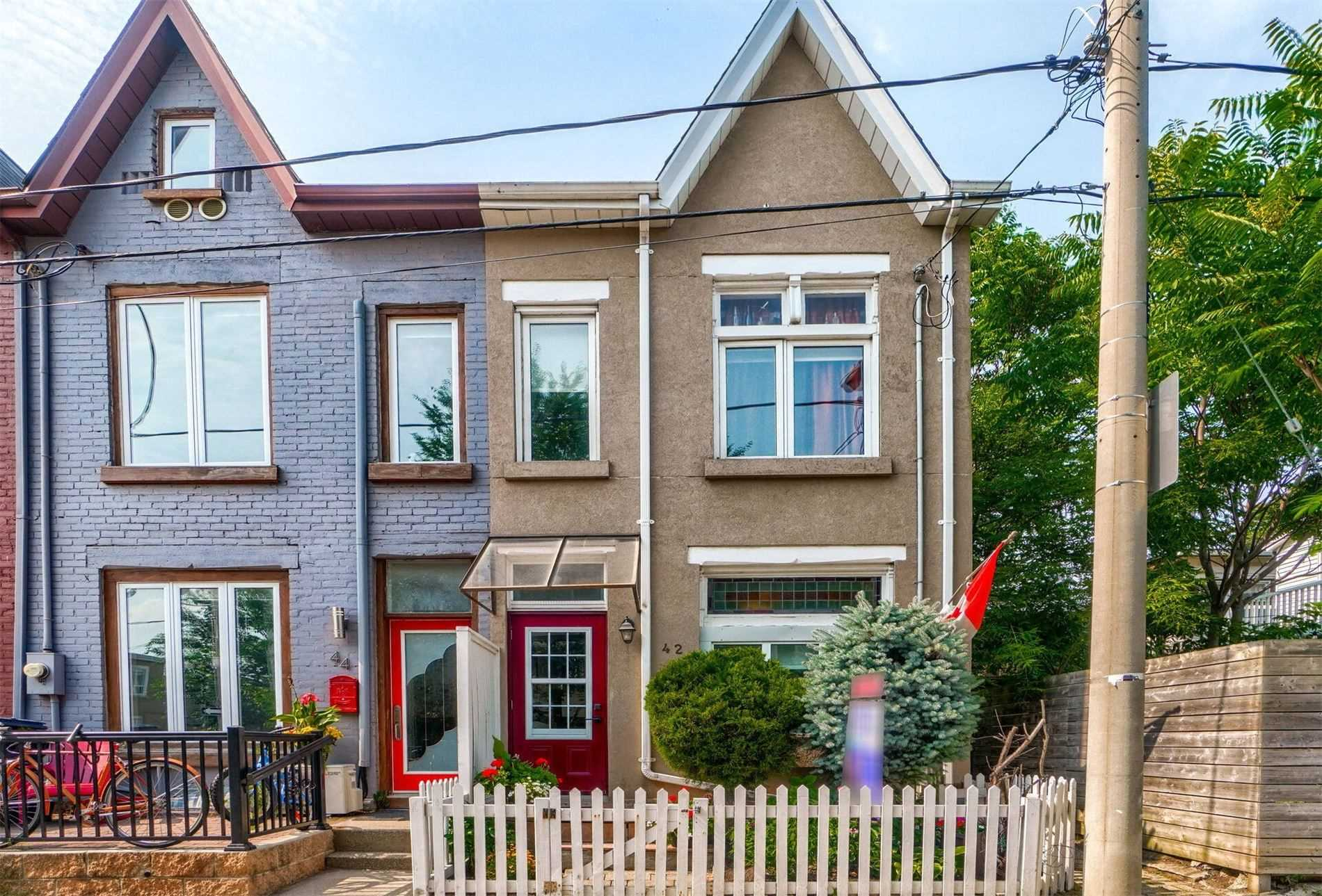Att/row/twnhouse For Sale In Toronto , 3 Bedrooms Bedrooms, ,1 BathroomBathrooms,Att/row/twnhouse,For Sale,Shirley