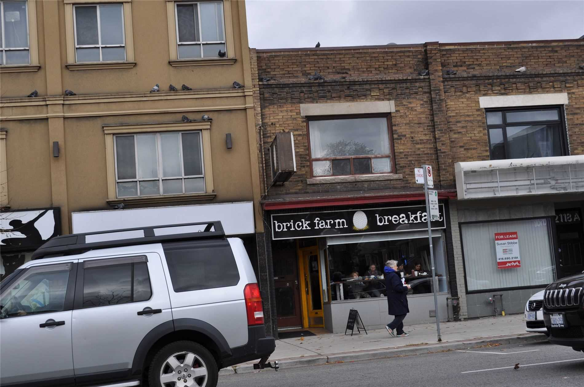 Store W/apt/offc For Lease In Toronto , 2 Bedrooms Bedrooms, ,1 BathroomBathrooms,Store W/apt/offc,For Lease,A,Danforth