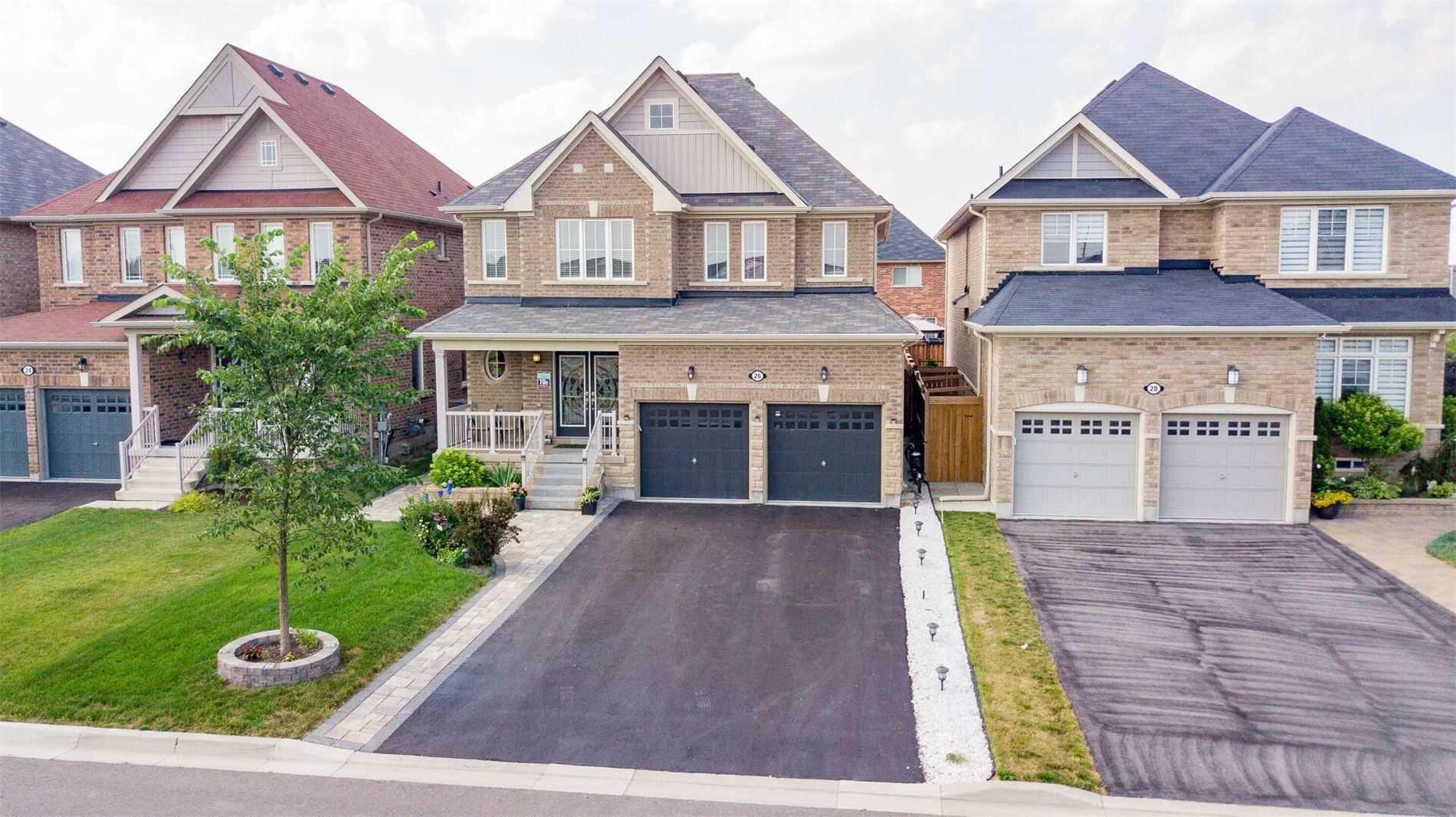 Detached house For Sale In New Tecumseth - 26 Gunning Cres, New Tecumseth, Ontario, Canada L0G1W0 , 4 Bedrooms Bedrooms, ,4 BathroomsBathrooms,Detached,For Sale,Gunning