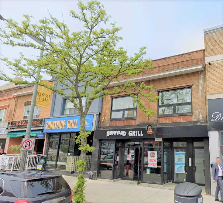 Store W/apt/offc For Lease In Toronto