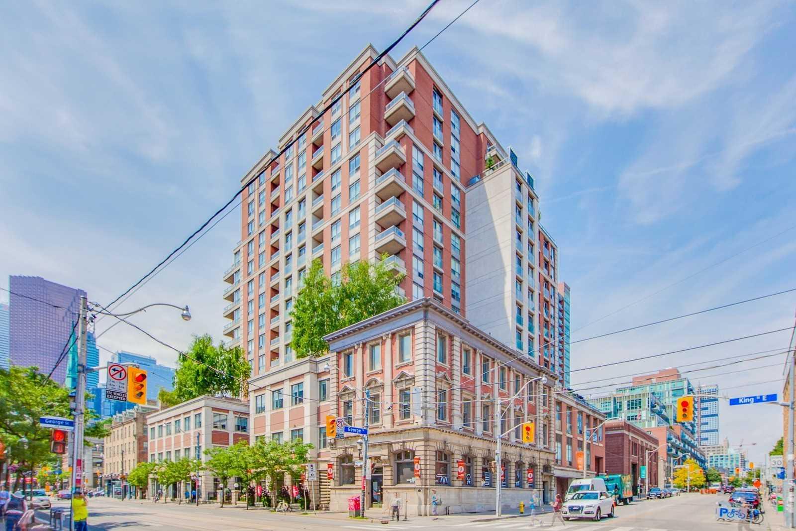 168 King St, Toronto, Ontario M5A4S4, 2 Bedrooms Bedrooms, ,2 BathroomsBathrooms,Condo Apt,For Lease,King,C5303616
