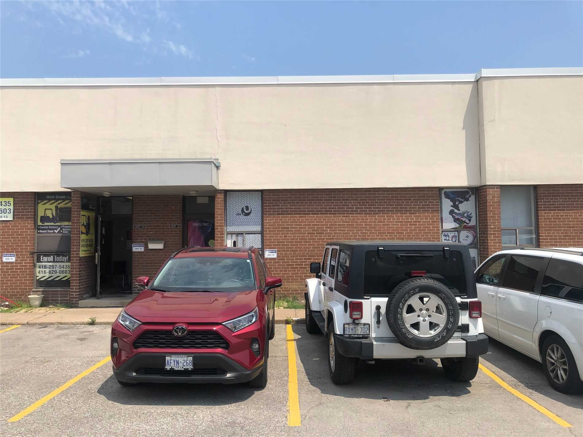 60 Nugget Ave, Toronto, Ontario M1S3A9, ,Industrial,For Lease,Nugget,E5304011