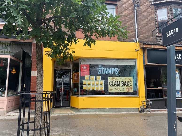 371 Roncesvalles Ave, Toronto, Ontario M6R2M8, ,Sale Of Business,For Sale,Roncesvalles,W5304942