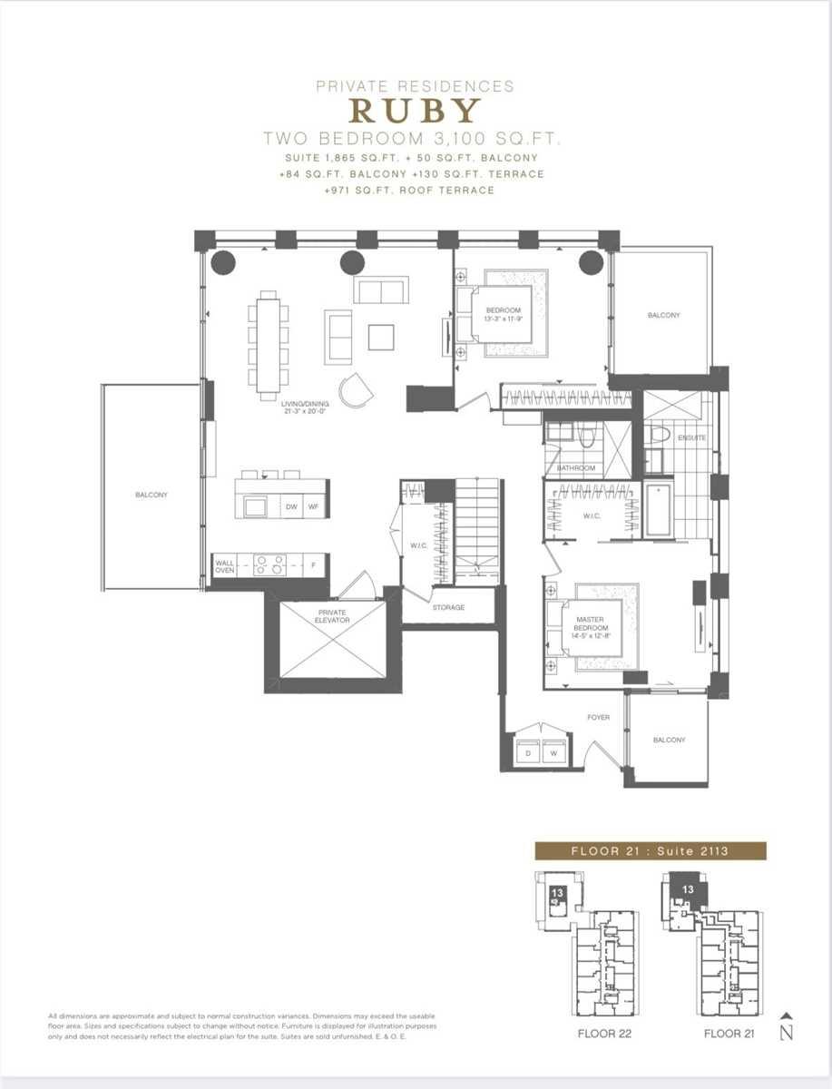 1 Gloucester St, Toronto, Ontario M4Y0C7, 2 Bedrooms Bedrooms, 7 Rooms Rooms,2 BathroomsBathrooms,Condo Apt,For Sale,Gloucester,C5305630