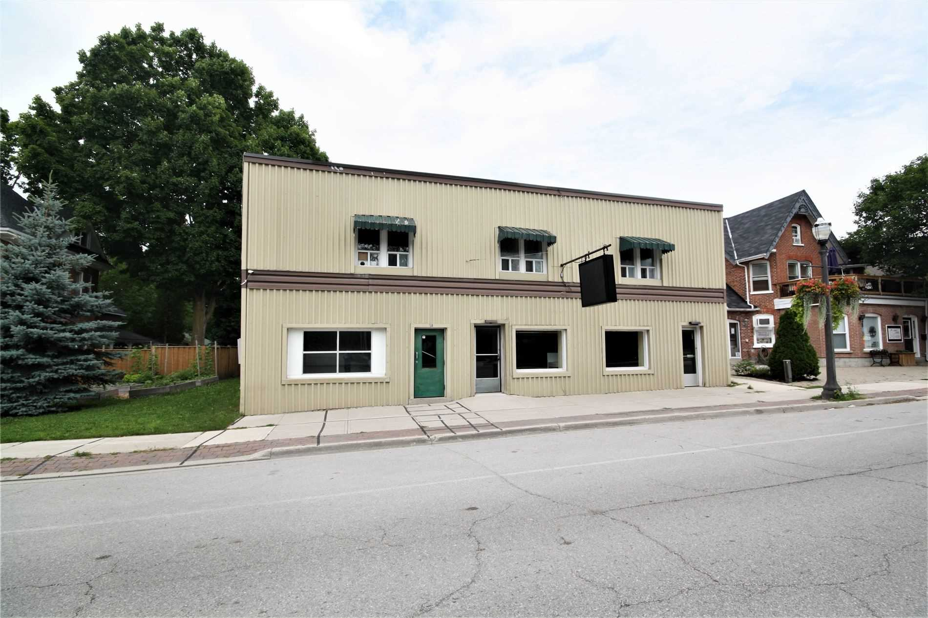 Commercial/retail For Lease In Springwater , ,1 BathroomBathrooms,Commercial/retail,For Lease,Queen