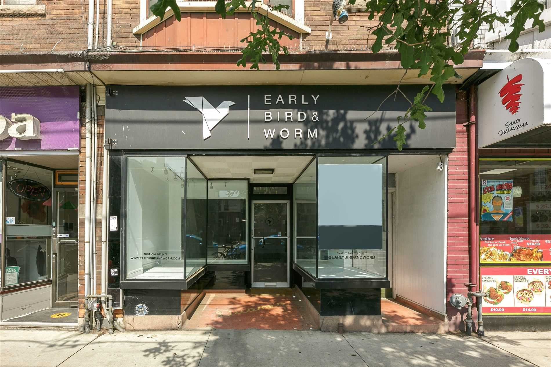 Commercial/retail For Lease In Toronto , ,Commercial/retail,For Lease,Main,Roncesvalles