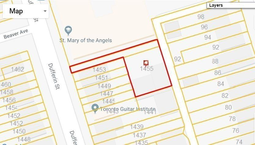 Land For Sale In Toronto , ,Land,For Sale,Dufferin