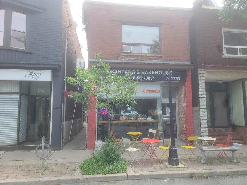Store W/apt/office For Sale In Toronto