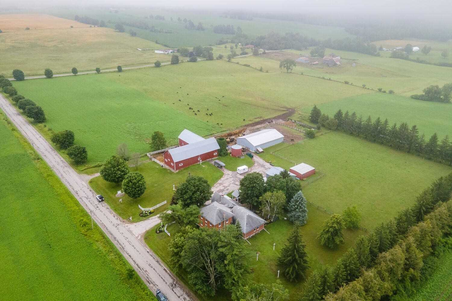 Farm For Sale In Scugog