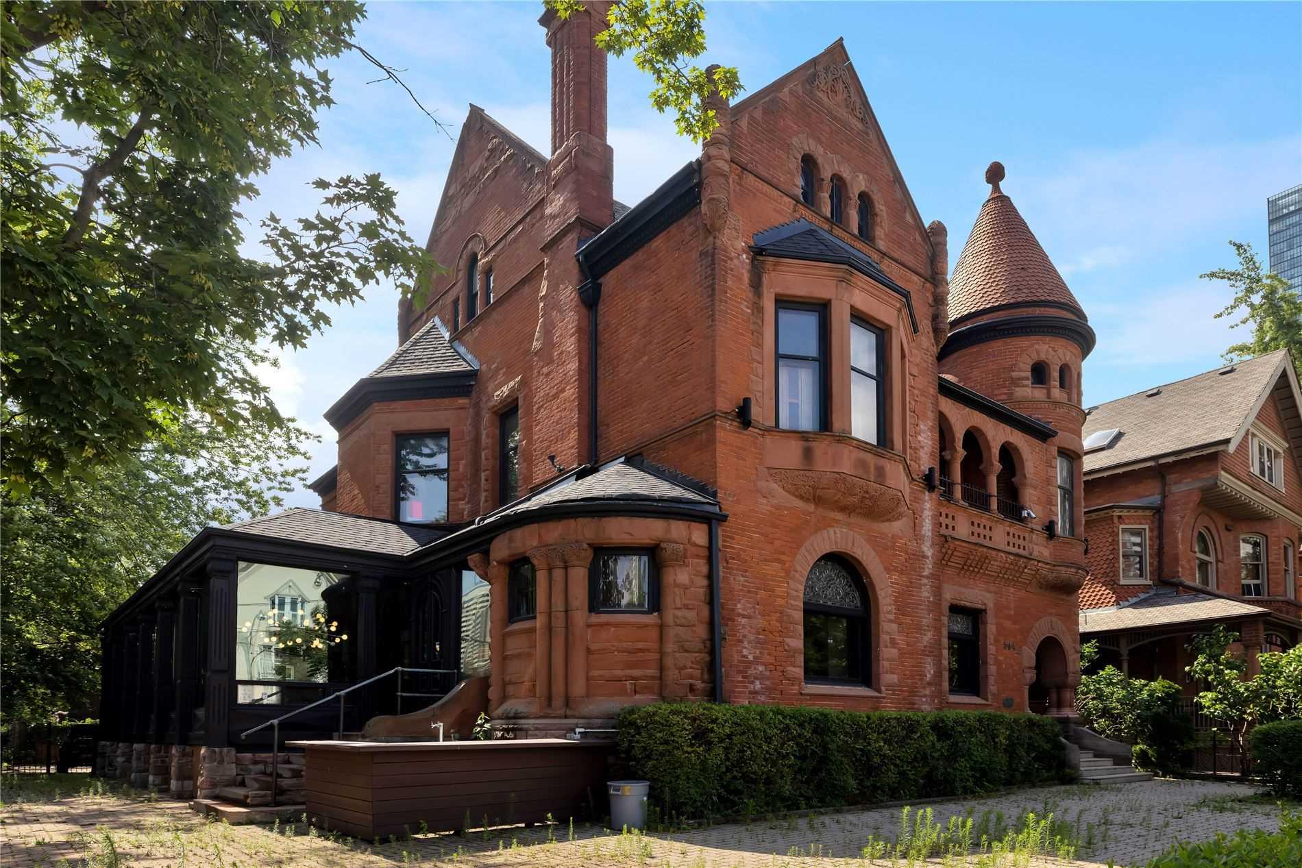 504 Jarvis St, Toronto, Ontario M4Y2H6, 6 Bedrooms Bedrooms, 25 Rooms Rooms,8 BathroomsBathrooms,Detached,For Sale,Jarvis,C5313987