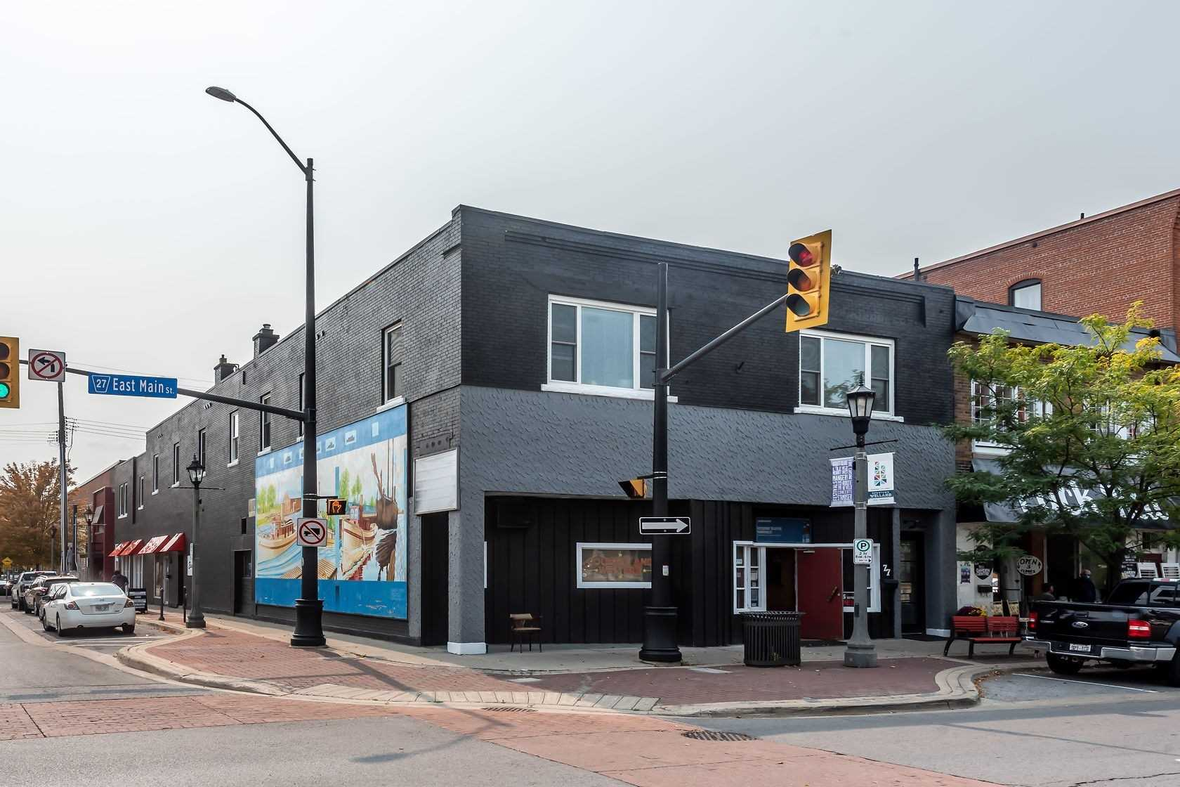 Store W/apt/office For Sale In Welland , ,Store W/apt/office,For Sale,East Main