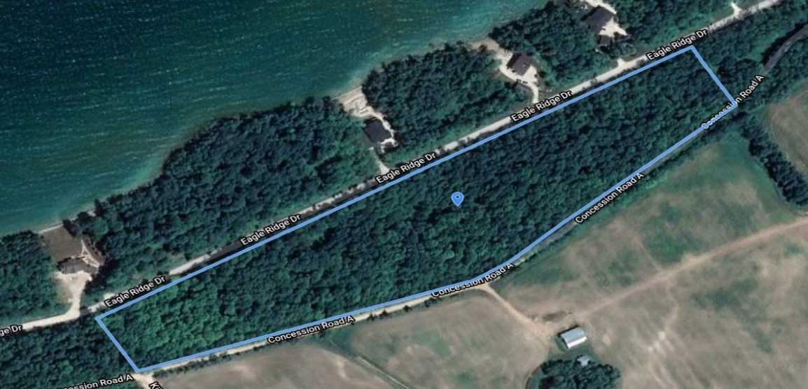 Vacant Land For Sale In Meaford , ,Vacant Land,For Sale,Concession A
