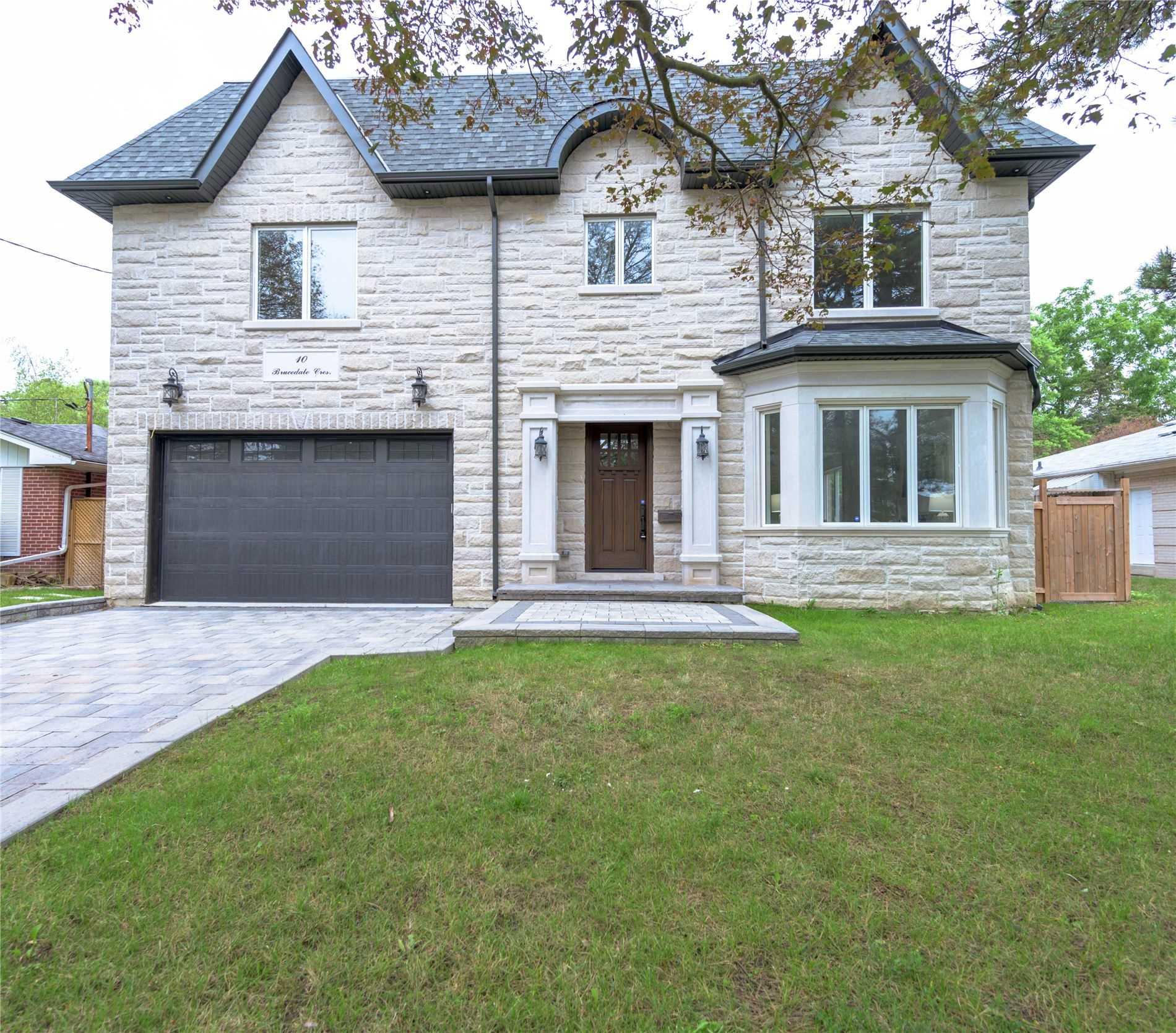 10 Brucedale Cres, Toronto, Ontario M2K 2C7, 4 Bedrooms Bedrooms, 10 Rooms Rooms,6 BathroomsBathrooms,Detached,For Sale,Brucedale,C5317588