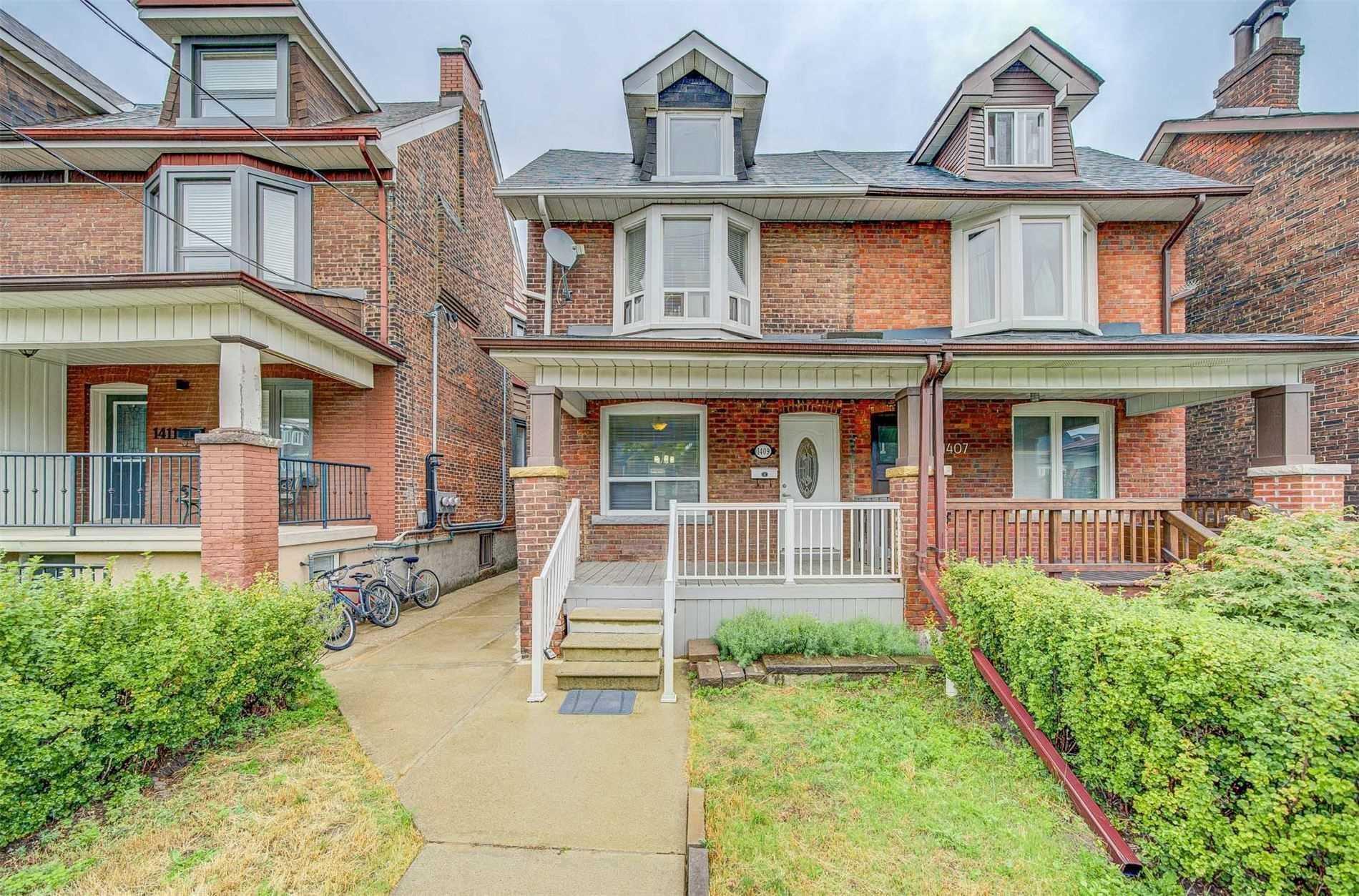 Semi-Detached For Sale In Toronto , 3 Bedrooms Bedrooms, ,3 BathroomsBathrooms,Semi-Detached,For Sale,Lansdowne