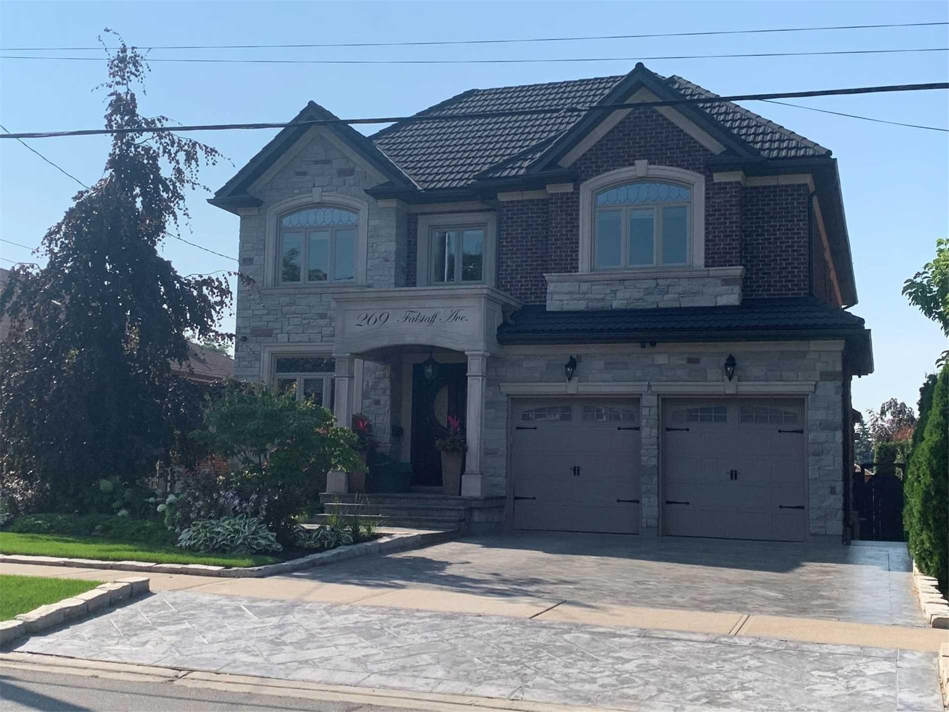 269 Falstaff Ave, Toronto, Ontario M6L 2G4, 4 Bedrooms Bedrooms, 10 Rooms Rooms,5 BathroomsBathrooms,Detached,For Sale,Falstaff,W5319843