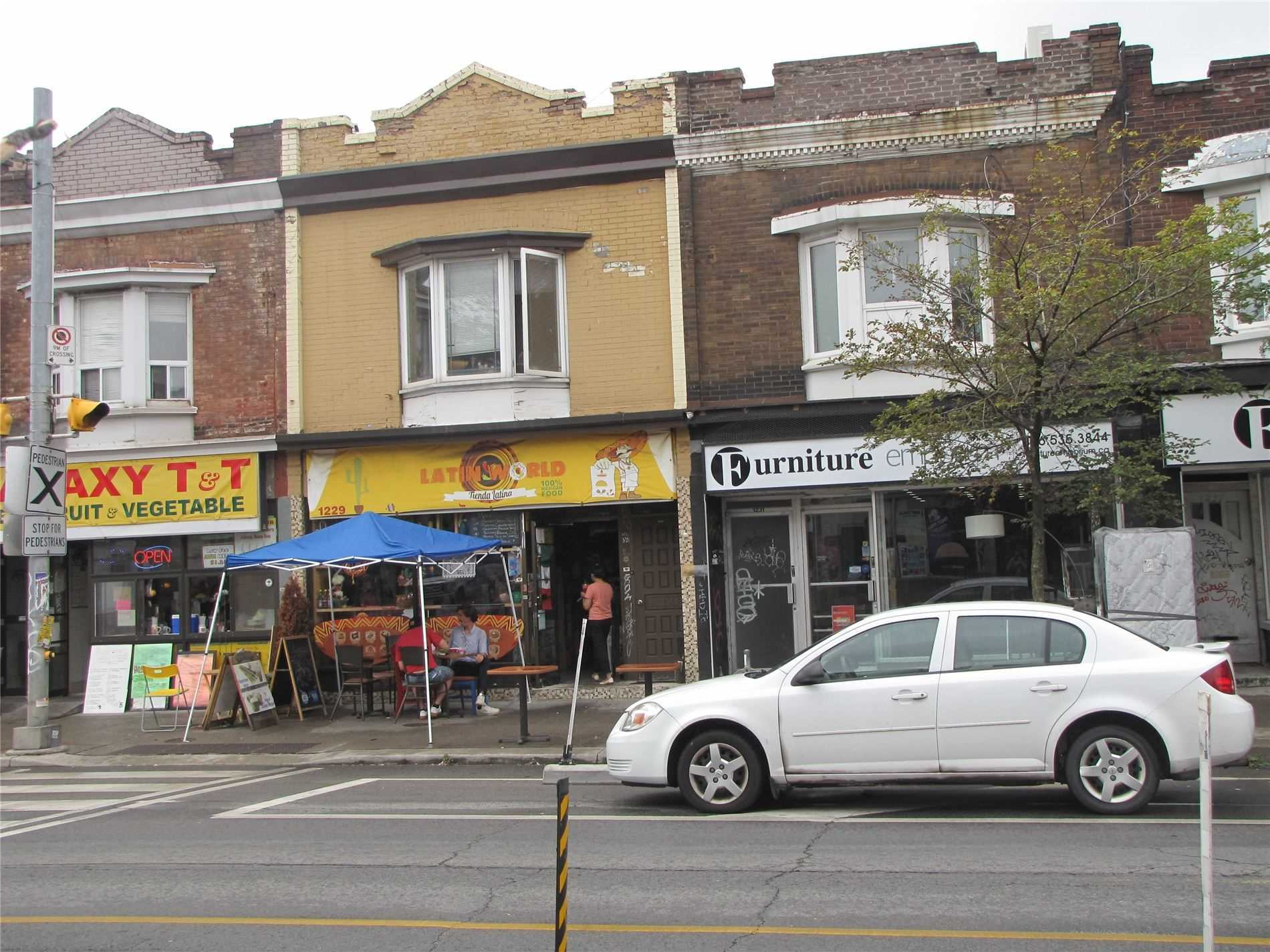 Commercial/retail For Sale In Toronto , ,Commercial/retail,For Sale,Bloor