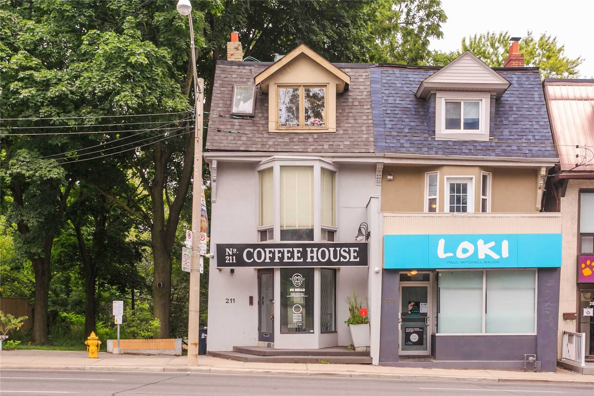 Store W/apt/office For Sale In Toronto , ,4 BathroomsBathrooms,Store W/apt/office,For Sale,Avenue