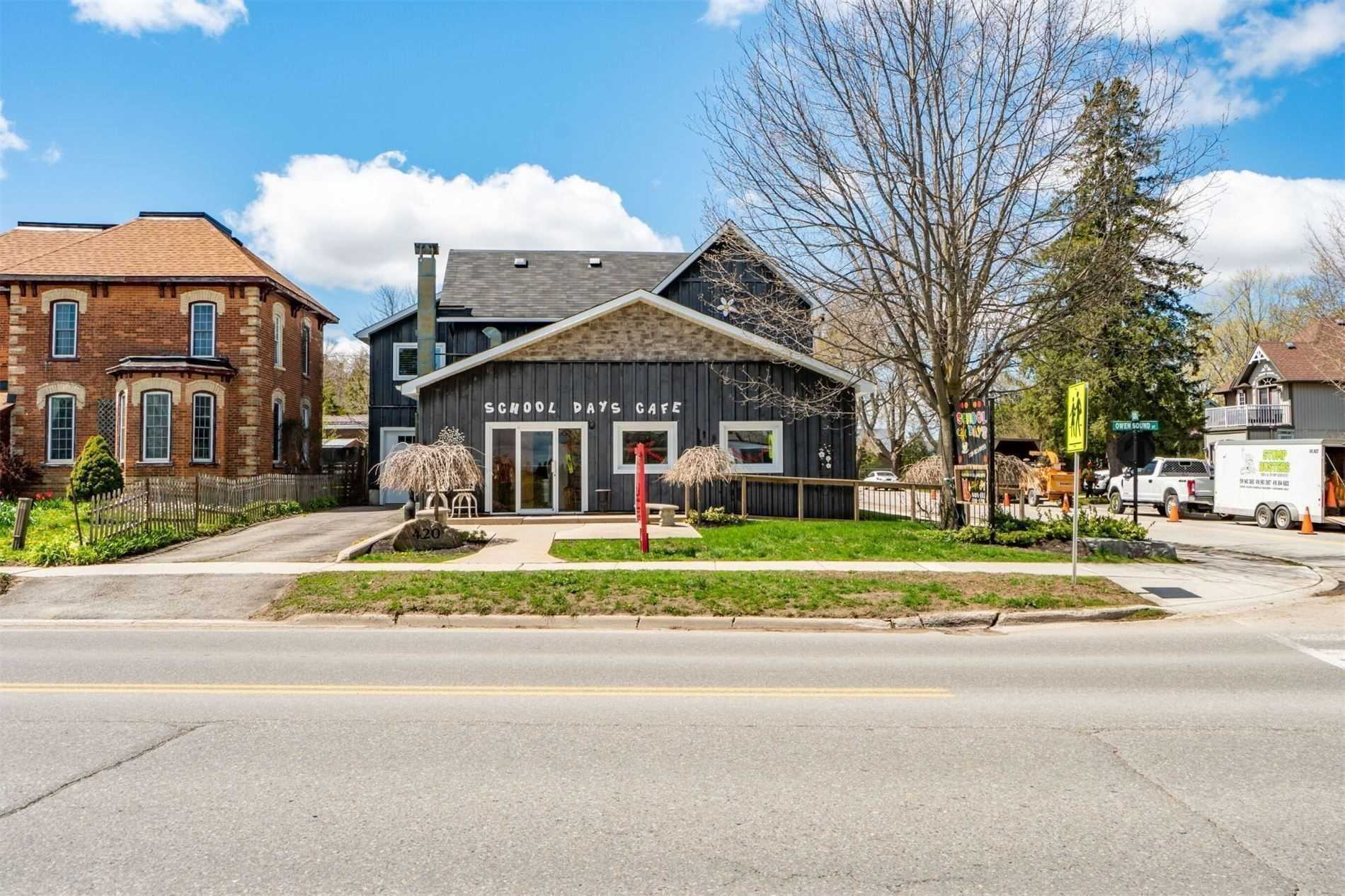 Store W/apt/office For Sale In Shelburne , ,2 BathroomsBathrooms,Store W/apt/office,For Sale,Owen Sound