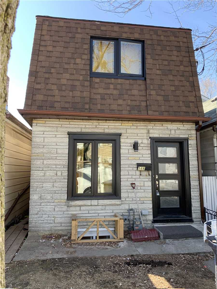 Detached house For Sale In Toronto - 568 Delaware Ave, Toronto, Ontario, Canada M6H2V2 , 4 Bedrooms Bedrooms, ,5 BathroomsBathrooms,Detached,For Sale,Delaware