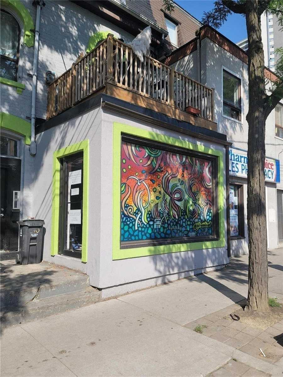 Commercial/retail For Lease In Toronto , ,Commercial/retail,For Lease,Parliament