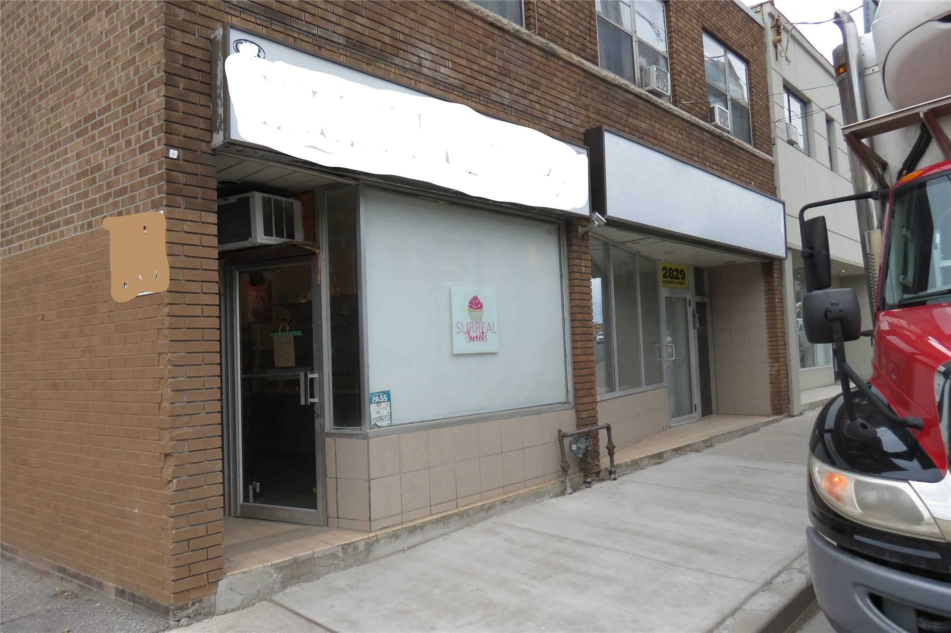 Commercial/retail For Lease In Toronto , ,Commercial/retail,For Lease,Bathurst