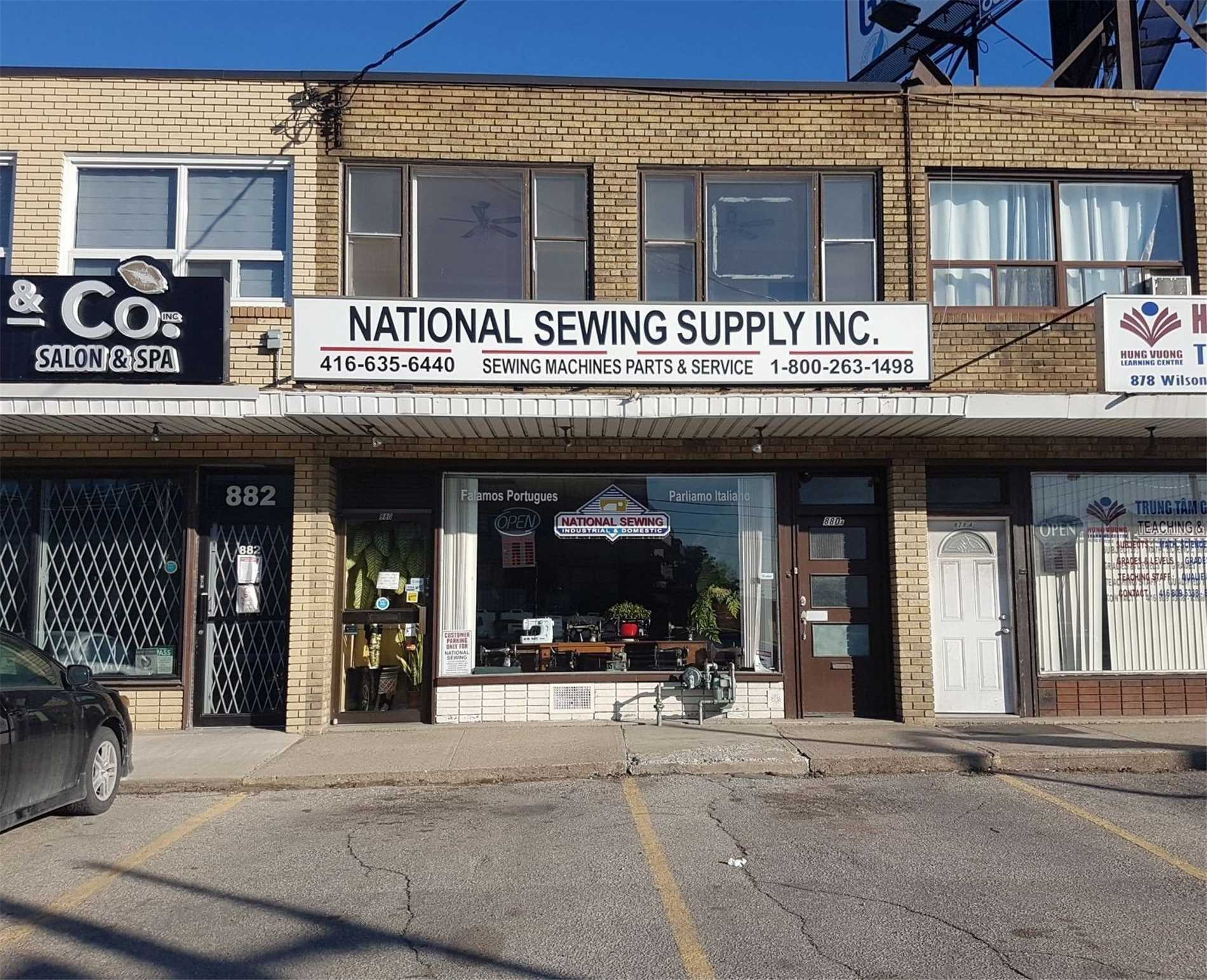 Commercial/retail For Lease In Toronto , ,Commercial/retail,For Lease,Wilson