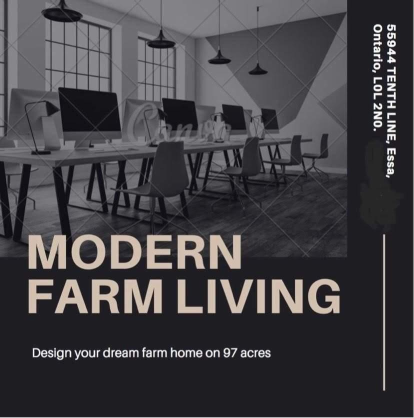Farm For Sale In Essa , 3 Bedrooms Bedrooms, ,2 BathroomsBathrooms,Farm,For Sale,Tenth