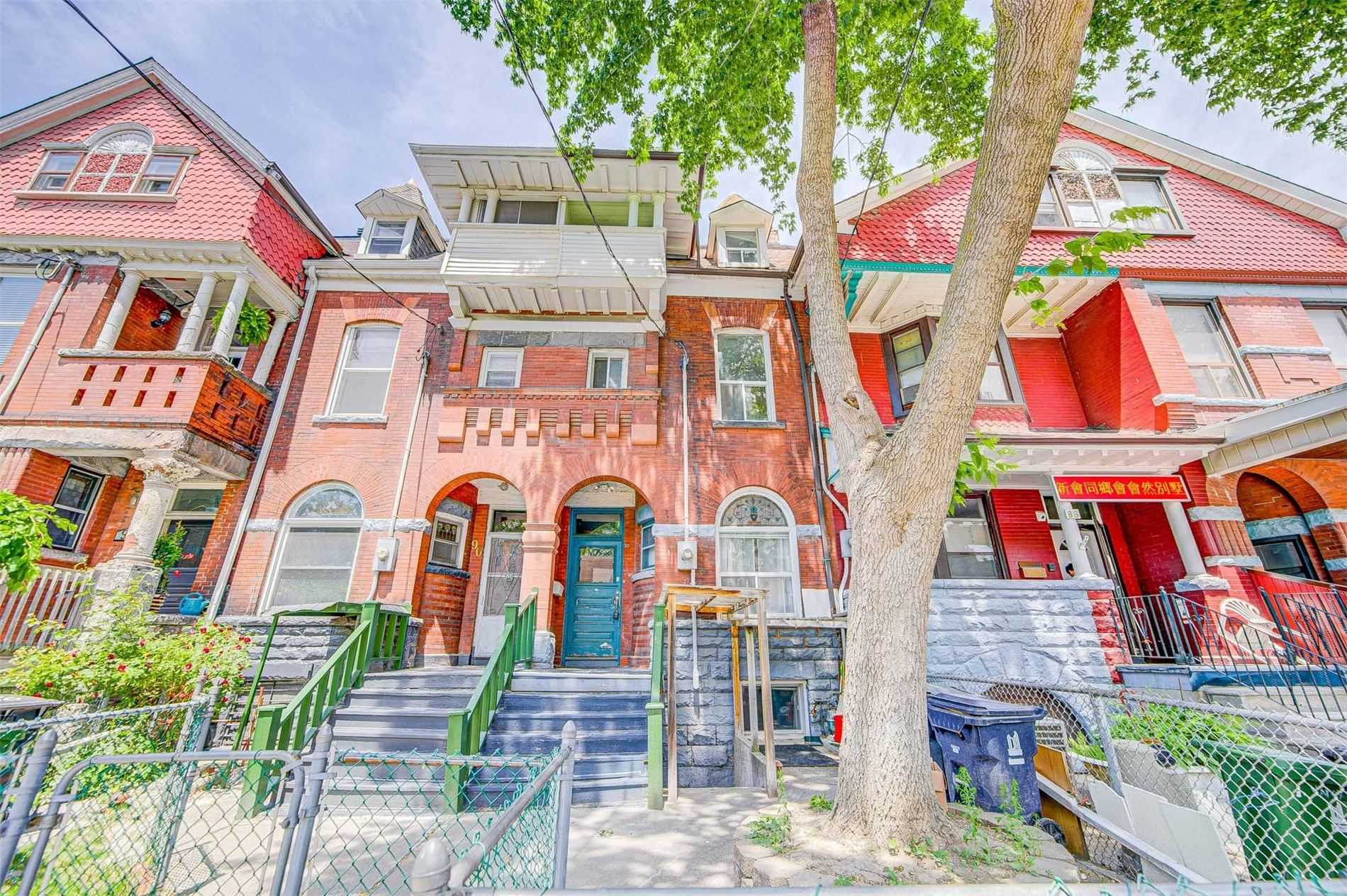 88 D'arcy St, Toronto, Ontario M5T1K1, 7 Bedrooms Bedrooms, 8 Rooms Rooms,7 BathroomsBathrooms,Att/row/twnhouse,For Sale,D'arcy,C5333610