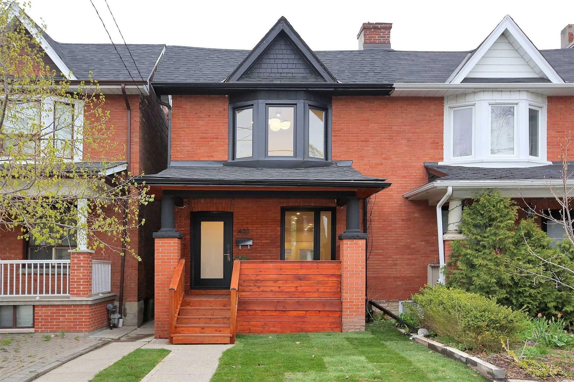 Semi-Detached For Sale In Toronto , 3 Bedrooms Bedrooms, ,4 BathroomsBathrooms,Semi-Detached,For Sale,Brock