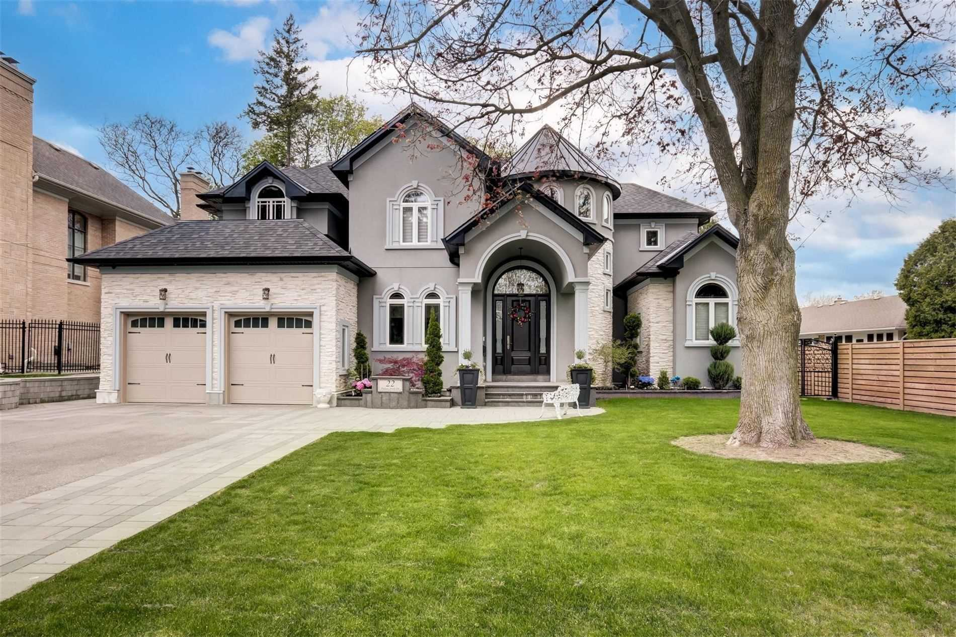 22 Palace Arch Dr, Toronto, Ontario M9A2S1, 4 Bedrooms Bedrooms, 8 Rooms Rooms,6 BathroomsBathrooms,Detached,For Sale,Palace Arch,W5338600