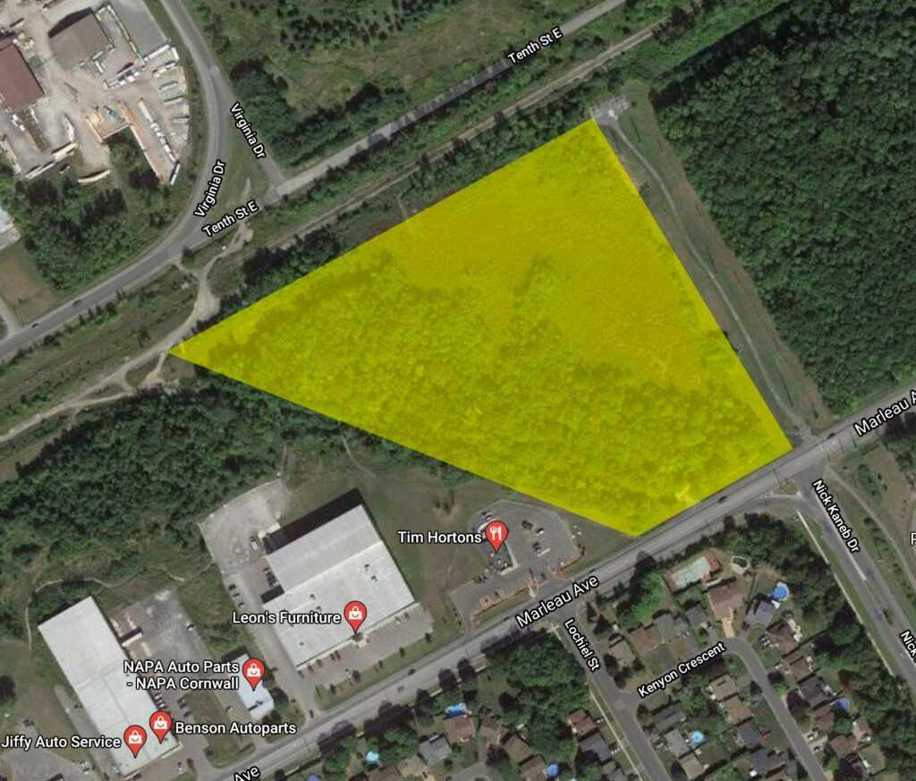 Con 1 N Pt Lot 4 Rp, Cornwall, Ontario 000, ,Land,For Sale,Pt Lot 4 Rp,X5340471