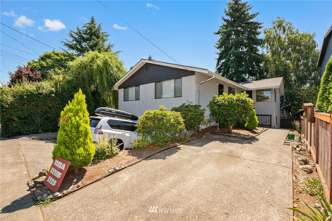 1113 62nd Street, Seattle, Washington 98107, ,Residential Income,For Sale,62nd,NWM1825423