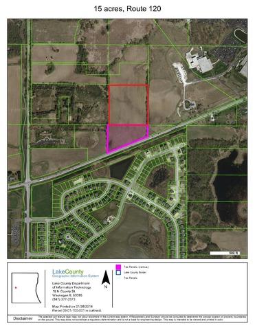 25946 Route 120, Grayslake, Illinois 60030, ,Farm,For Sale,Route 120,MRD11004228