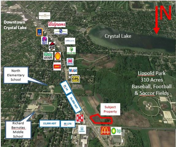 132 Virginia Street, Crystal Lake, Illinois 60014, ,Farm,For Sale,Virginia,MRD11013707