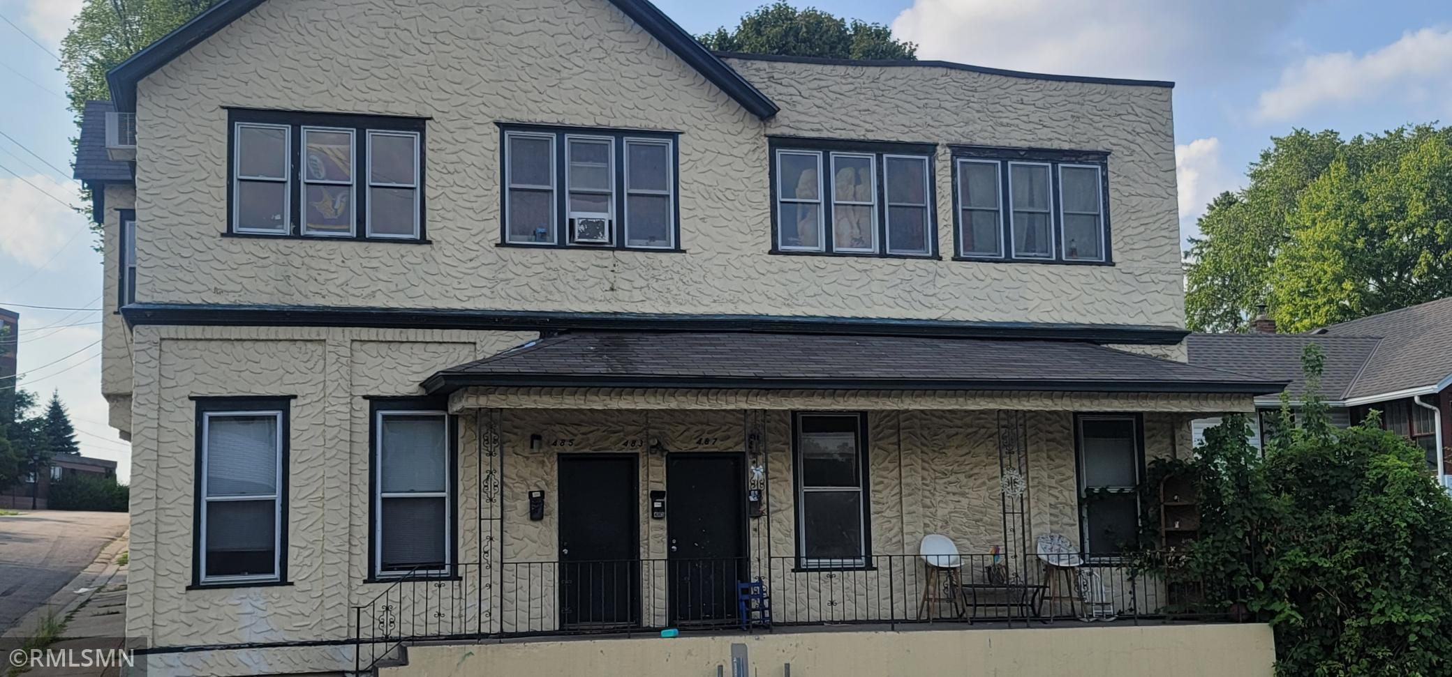 483-487 Ohio Street, Saint Paul, Minnesota 55107, ,Residential Income,For Sale,Ohio,NST6082144