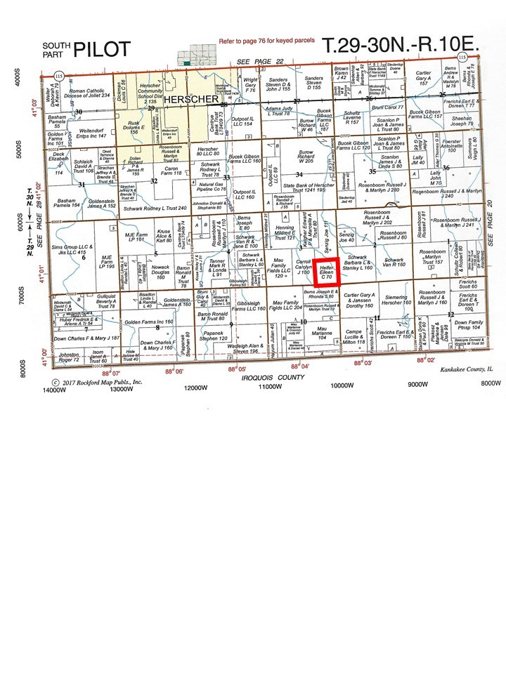 6750 10000W Road, Herscher, Illinois 60941, ,Farm,For Sale,10000W,MRD11146927