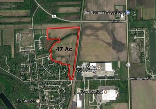 516 Kankakee River Drive, Wilmington, Illinois 60481, ,Farm,For Sale,Kankakee River,MRD11123862