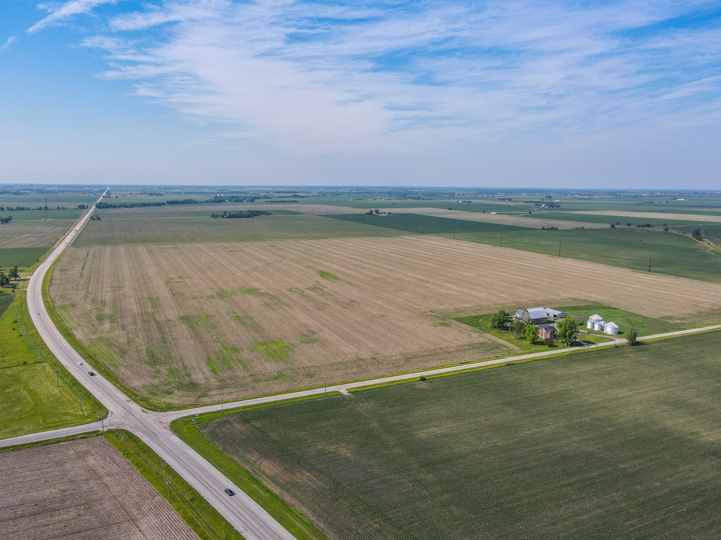 Section 6 Manteno twp 12000 N Rd/Rt 45-52, Manteno, Illinois 60950, ,Farm,For Sale,12000 N Rd/Rt 45-52,MRD11125809