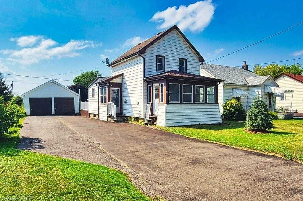 149 Knoll St, Port Colborne, Ontario L3K5B2, 2 Bedrooms Bedrooms, ,1 BathroomBathrooms,Detached,For Sale,Knoll,X5354449