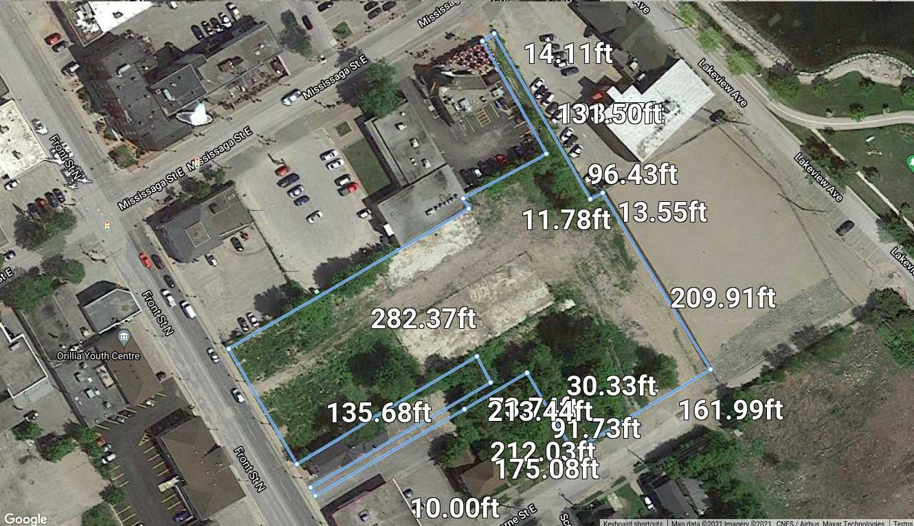 Land For Sale In Orillia , ,Land,For Sale,Front
